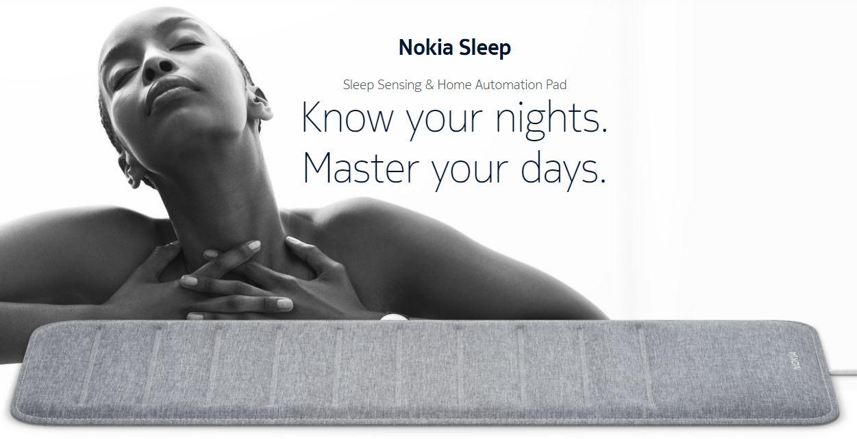 ノキア スマート睡眠パッド Nokia Sleep レビュー