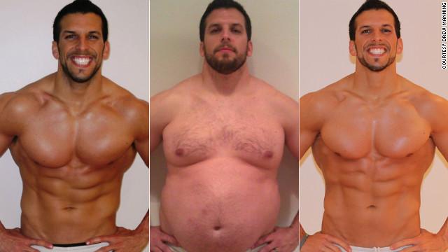 運動しなくなったら痩せた 太ってから痩せる