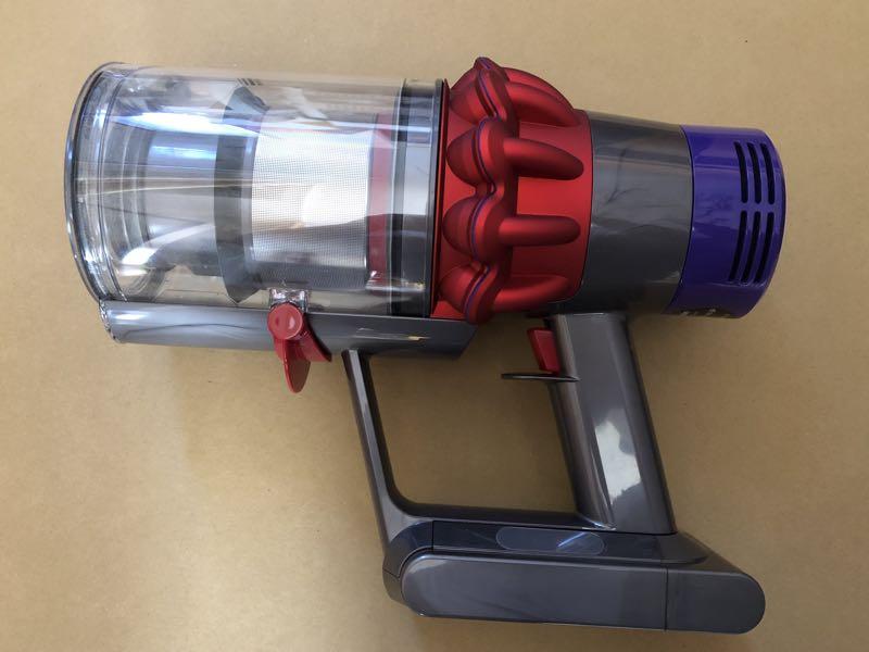 ダイソンV10 使用時間 充電時間