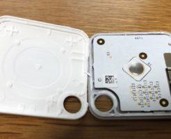 tile 電池交換 タイル スマートトラッカー