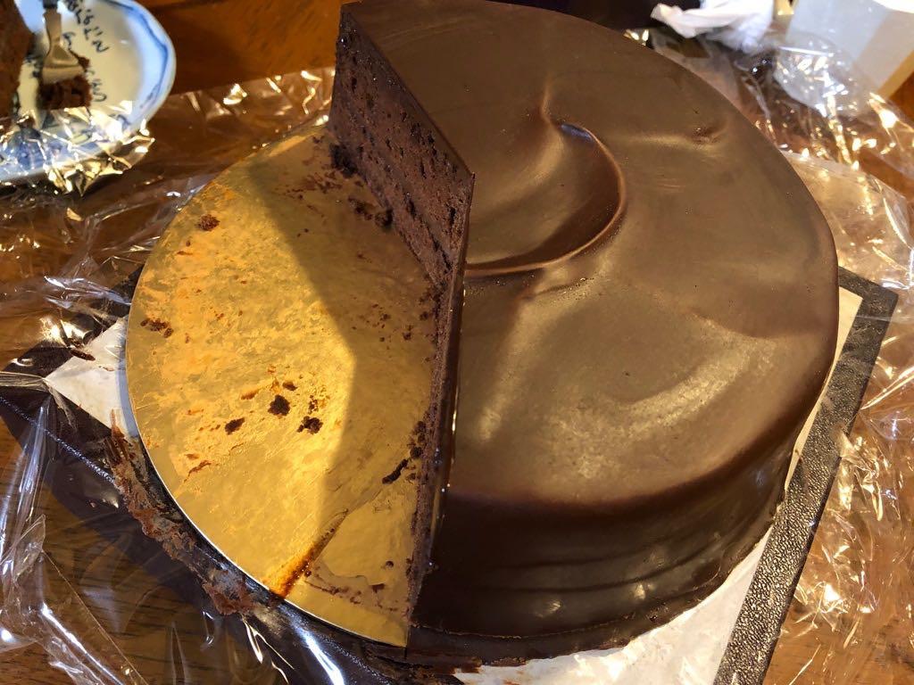 ハウスオブフレーバーズ 日本一のチョコレートケーキ