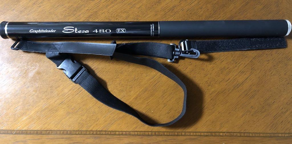 オリムピック グラファイトリーダー ステーザ480EX
